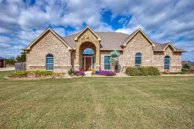 150 Chazlynn Court, Waxahachie, TX 75165 (MLS #14695459) :: The Hornburg Real Estate Group