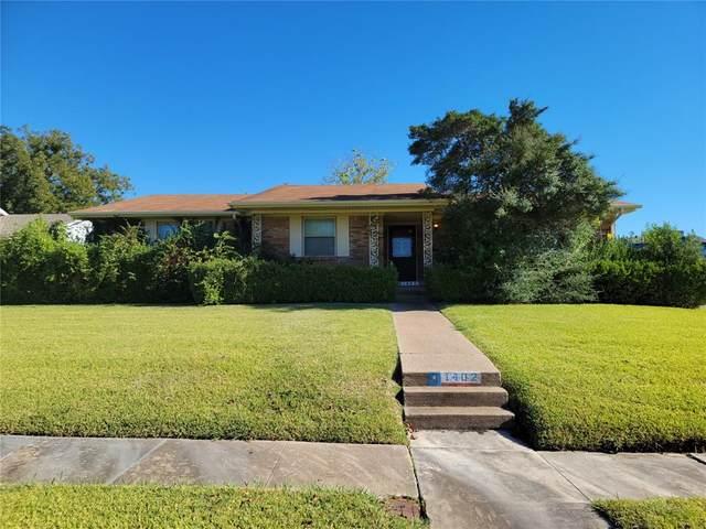 1402 Briar Hollow Lane, Garland, TX 75043 (MLS #14695464) :: Jones-Papadopoulos & Co