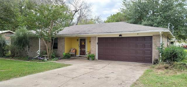 316 N Greenway Drive, Quinlan, TX 75474 (MLS #14695471) :: Real Estate By Design