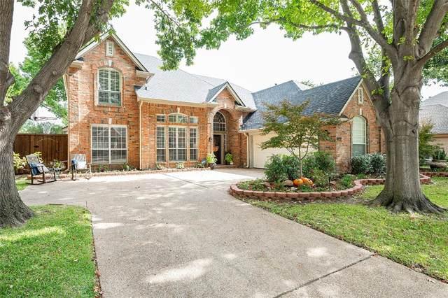 114 Westwind Drive, Coppell, TX 75019 (MLS #14695475) :: RE/MAX Landmark