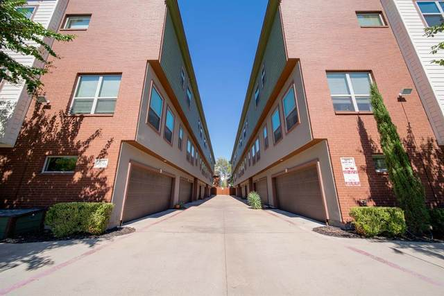 5875 Ross Avenue #3, Dallas, TX 75206 (MLS #14695476) :: Hargrove Realty Group