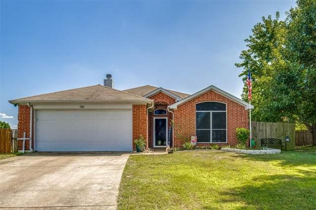 108 Hamilton Drive, Terrell, TX 75160 (MLS #14695498) :: RE/MAX Pinnacle Group REALTORS