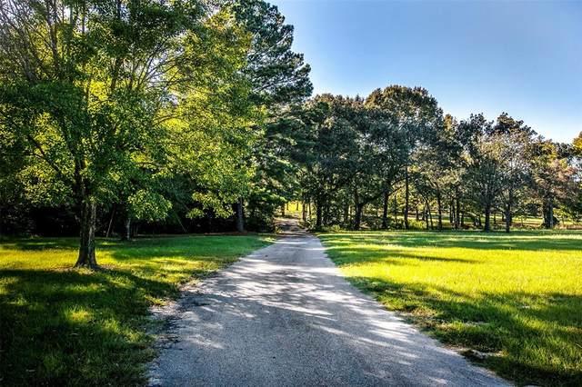 9819 County Road 3613, Murchison, TX 75778 (MLS #14695502) :: Trinity Premier Properties