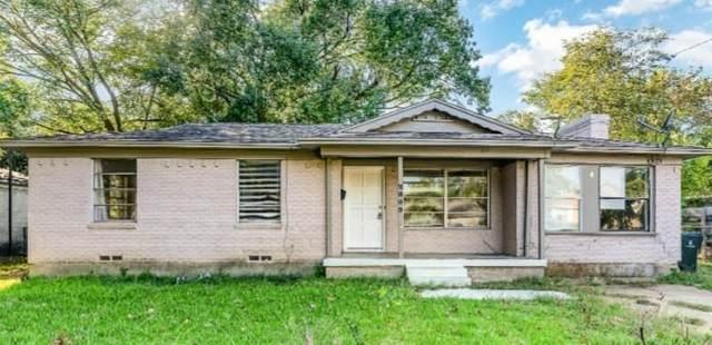2809 Honeysuckle Drive, Garland, TX 75041 (MLS #14695508) :: Jones-Papadopoulos & Co
