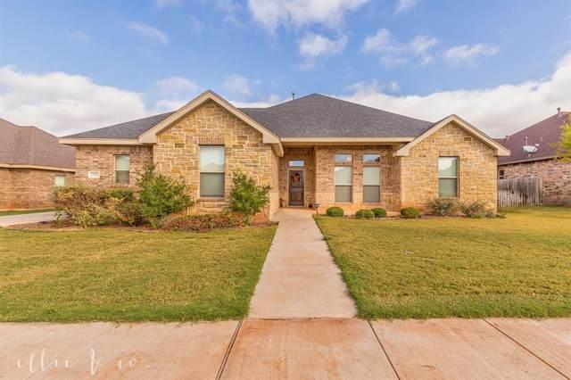 3818 Kady Ridge, Abilene, TX 79606 (MLS #14695523) :: The Rhodes Team