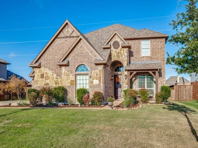 129 Chapel Hill Drive, Prosper, TX 75078 (MLS #14695530) :: Jones-Papadopoulos & Co
