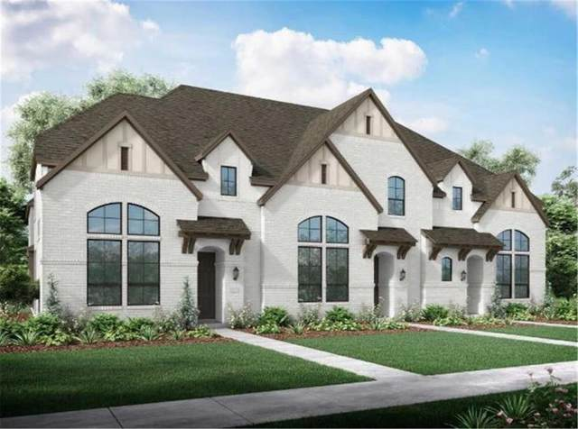 2160 Tolleson Drive, Aledo, TX 76008 (MLS #14695542) :: Wood Real Estate Group