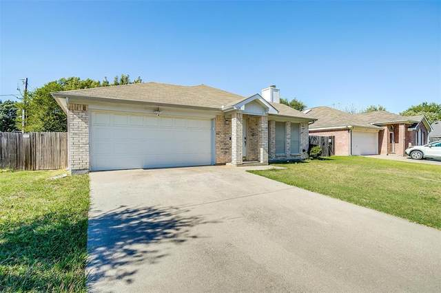 1124 Margie Street, Burleson, TX 76028 (MLS #14695550) :: The Mitchell Group