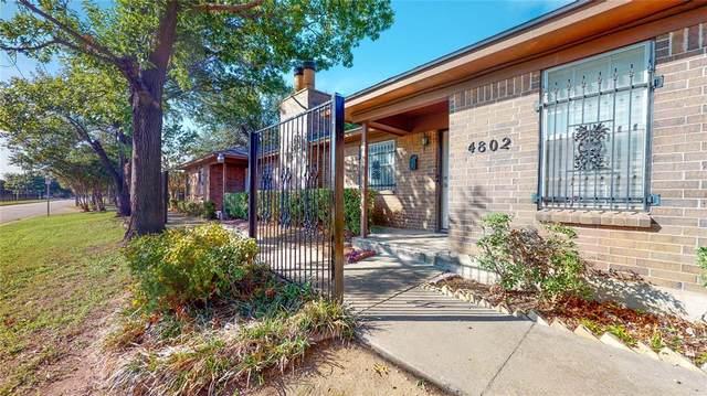 4800 Wellesley Avenue, Fort Worth, TX 76107 (MLS #14695553) :: Premier Properties Group