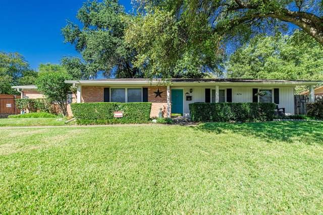 3466 Saint Cloud Circle, Dallas, TX 75229 (MLS #14695559) :: The Good Home Team