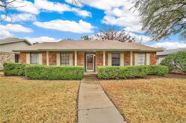 6230 Fallbrook Drive, Garland, TX 75043 (MLS #14695570) :: The Hornburg Real Estate Group