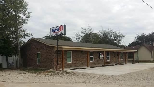 10502 Mineral Wells Highway, Weatherford, TX 76088 (MLS #14695571) :: The Daniel Team