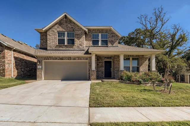 2017 Augustus Drive, Fort Worth, TX 76120 (MLS #14695597) :: Real Estate By Design