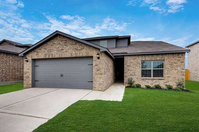 2105 Delta Downs Drive, Seagoville, TX 75159 (MLS #14695632) :: The Star Team   Rogers Healy and Associates