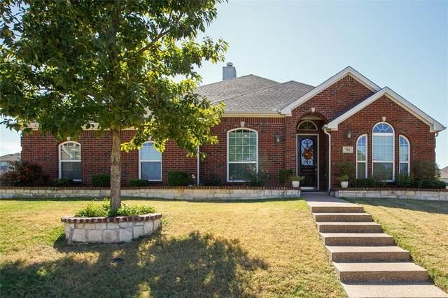 711 Clement Drive, Cedar Hill, TX 75104 (MLS #14695658) :: RE/MAX Pinnacle Group REALTORS