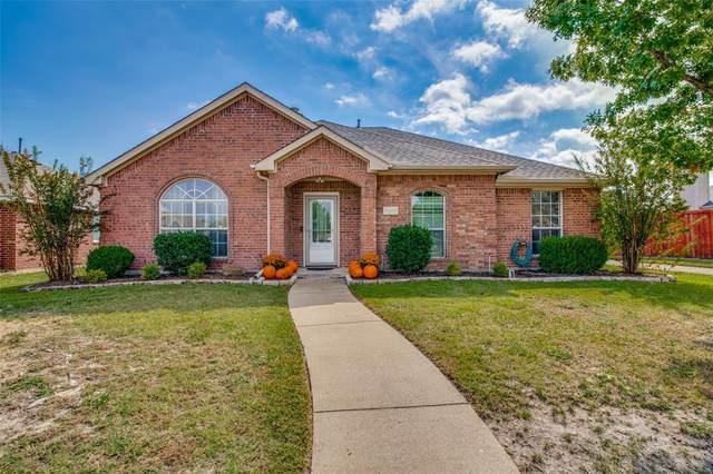 7418 Danridge Road, Rowlett, TX 75089 (MLS #14695661) :: The Tierny Jordan Network