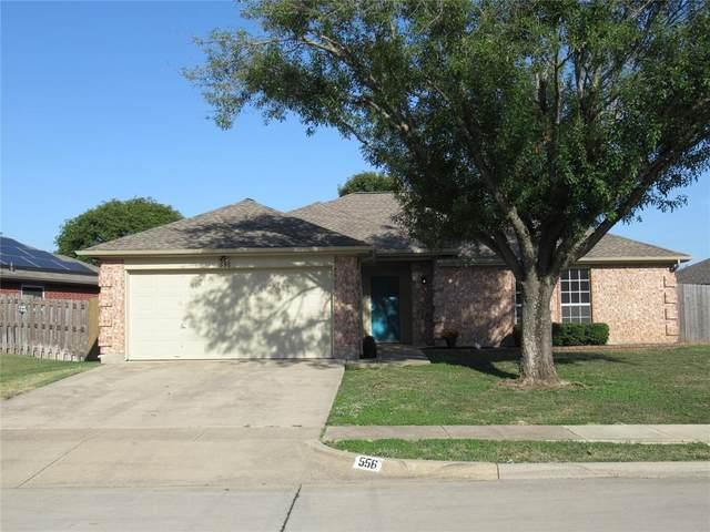 556 Asbury Drive, Saginaw, TX 76179 (MLS #14695664) :: The Tierny Jordan Network