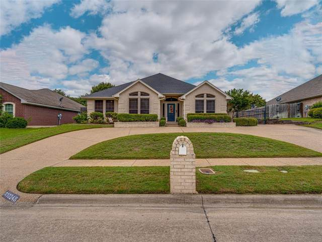 10248 Fieldcrest Drive, Benbrook, TX 76126 (MLS #14695677) :: The Tierny Jordan Network