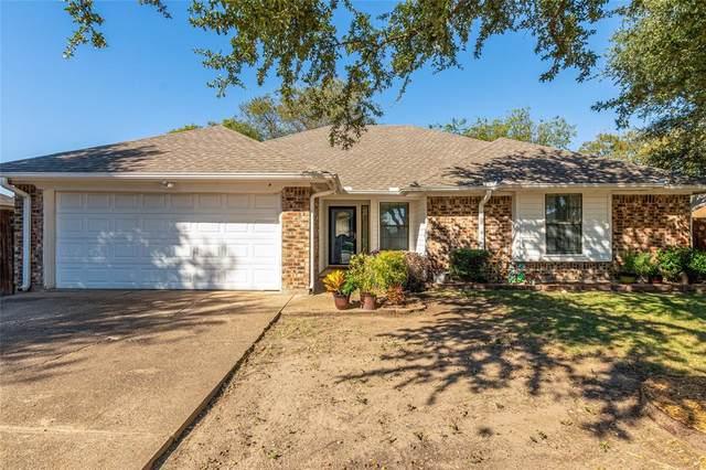 6844 Megan Lane, North Richland Hills, TX 76182 (MLS #14695679) :: Jones-Papadopoulos & Co