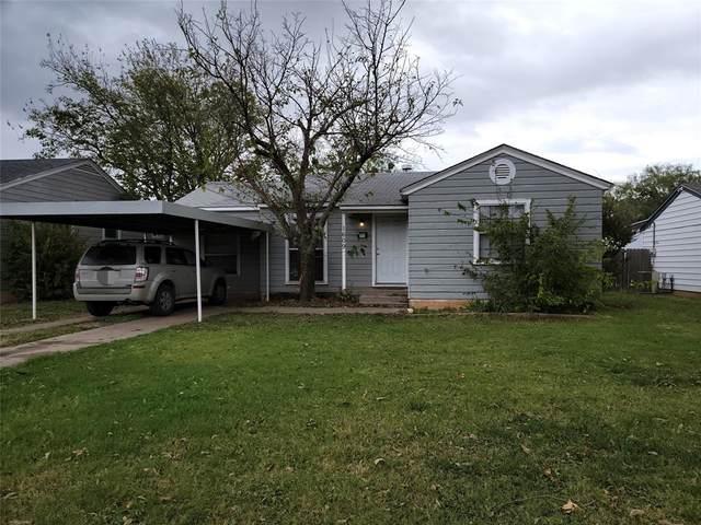 1609 Graham Street, Abilene, TX 79603 (MLS #14695681) :: Team Hodnett