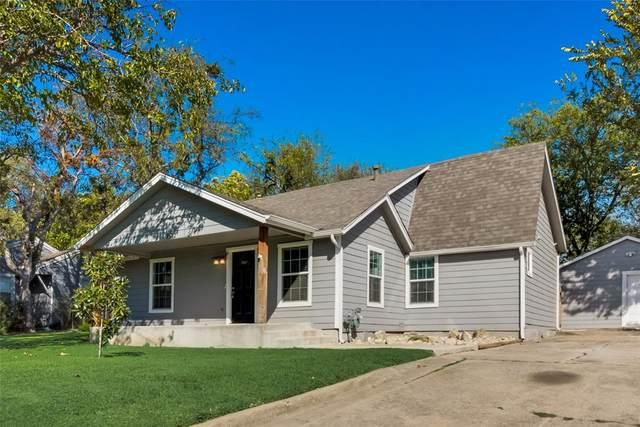 5512 Dartmouth Avenue, River Oaks, TX 76114 (MLS #14695696) :: Wood Real Estate Group