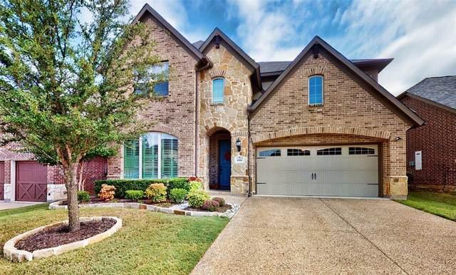 8901 James Drive, Lantana, TX 76226 (MLS #14695719) :: Wood Real Estate Group