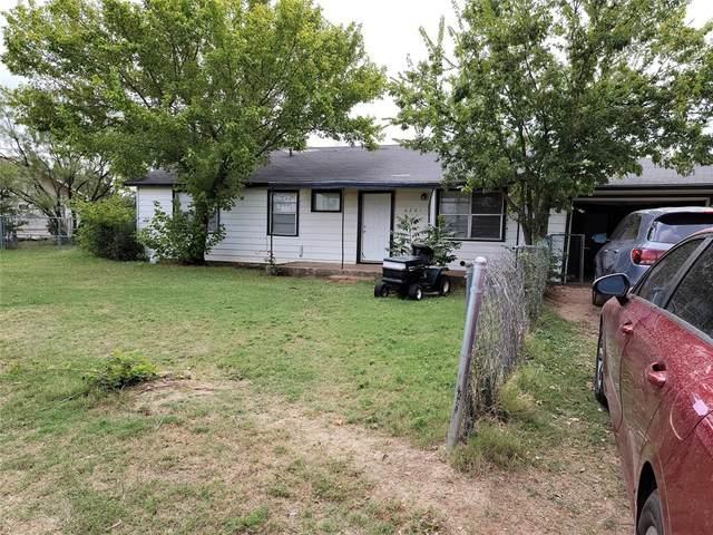 6201 Fairmount Street, Abilene, TX 79605 (MLS #14695723) :: Team Hodnett