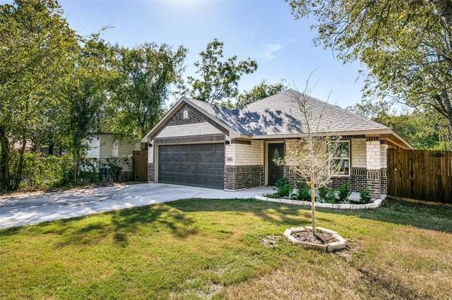 4861 Melodylane Street, Fort Worth, TX 76137 (MLS #14695732) :: Robbins Real Estate Group