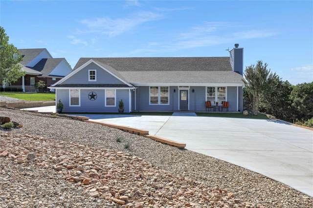 2109 Cash Point Court, Granbury, TX 76049 (MLS #14695738) :: Wood Real Estate Group