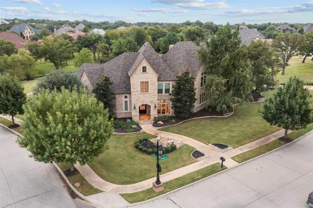 1637 Wicklow Lane, Keller, TX 76262 (MLS #14695762) :: Jones-Papadopoulos & Co