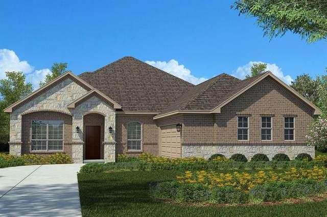 3631 Rainwater Trail, Grand Prairie, TX 76065 (MLS #14695786) :: Team Hodnett