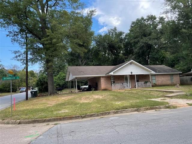 635 Richardson Drive, Tyler, TX 75702 (MLS #14695800) :: RE/MAX Pinnacle Group REALTORS