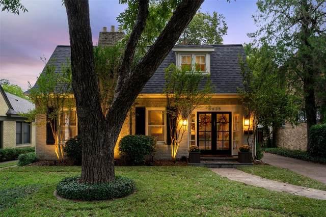 5635 Monticello Avenue, Dallas, TX 75206 (MLS #14695808) :: Wood Real Estate Group