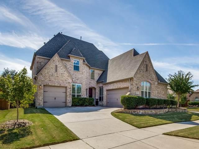 795 Quail Creek Drive, Frisco, TX 75036 (MLS #14695813) :: Jones-Papadopoulos & Co