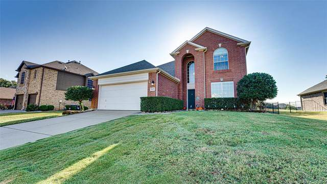 1602 Pine Hills Lane, Corinth, TX 76210 (MLS #14695819) :: The Hornburg Real Estate Group