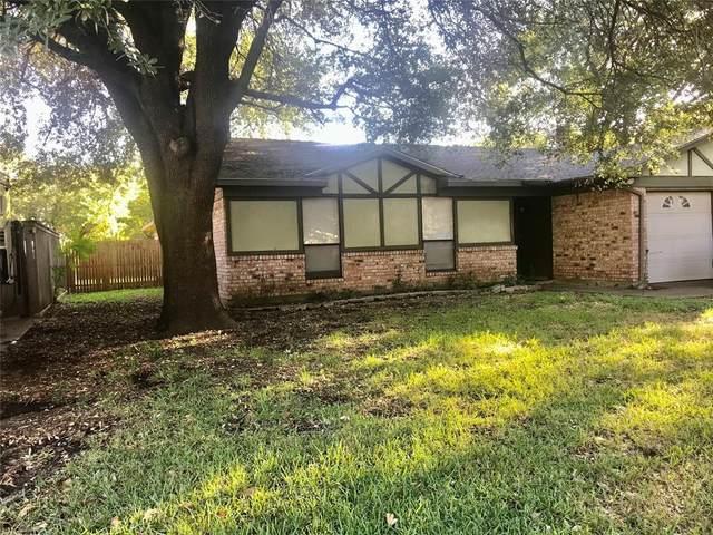 1224 Tobie Layne Street, Benbrook, TX 76126 (MLS #14695826) :: Real Estate By Design