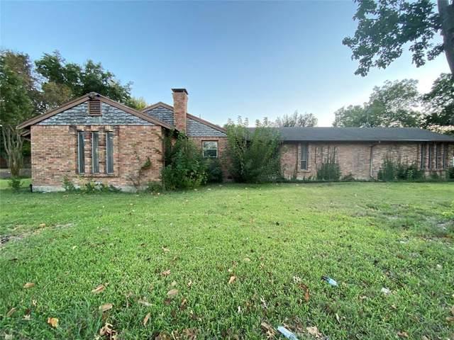 6230 Walnut Hill Lane, Dallas, TX 75230 (MLS #14695831) :: The Tierny Jordan Network