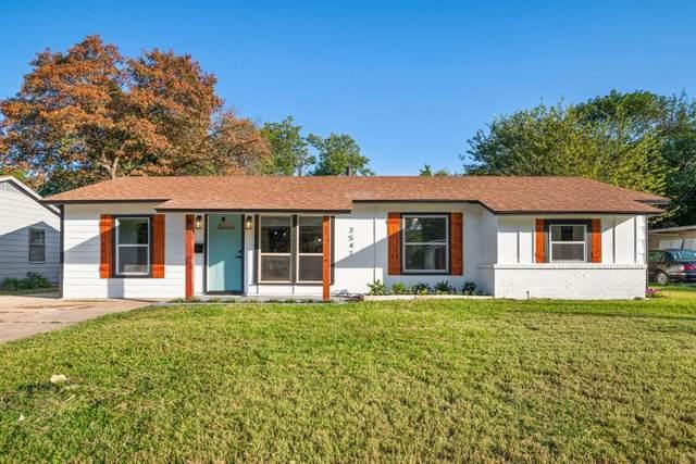 2547 Jonesboro Avenue, Dallas, TX 75228 (MLS #14695840) :: Wood Real Estate Group