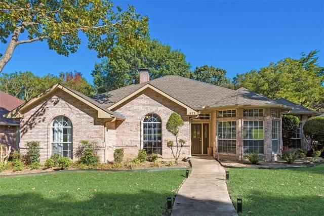625 Robin Meadow Drive, Desoto, TX 75115 (MLS #14695846) :: Jones-Papadopoulos & Co