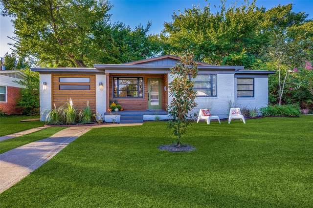 3515 Mayhew Drive, Dallas, TX 75228 (MLS #14695854) :: Wood Real Estate Group