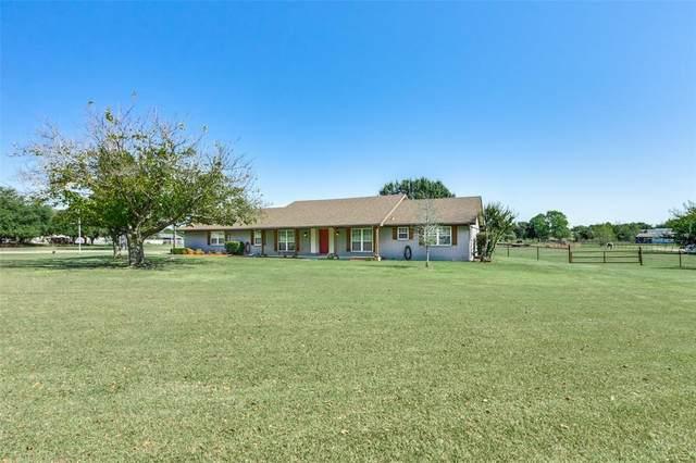 1912 N Lariat Road, Denton, TX 76207 (MLS #14695882) :: RE/MAX Landmark