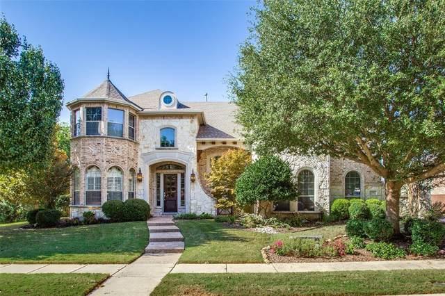 1501 Stratford Place, Mckinney, TX 75071 (MLS #14695889) :: Real Estate By Design