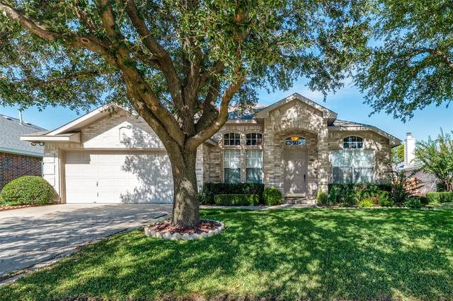 1098 Springhill Drive, Saginaw, TX 76179 (MLS #14695916) :: 1st Choice Realty
