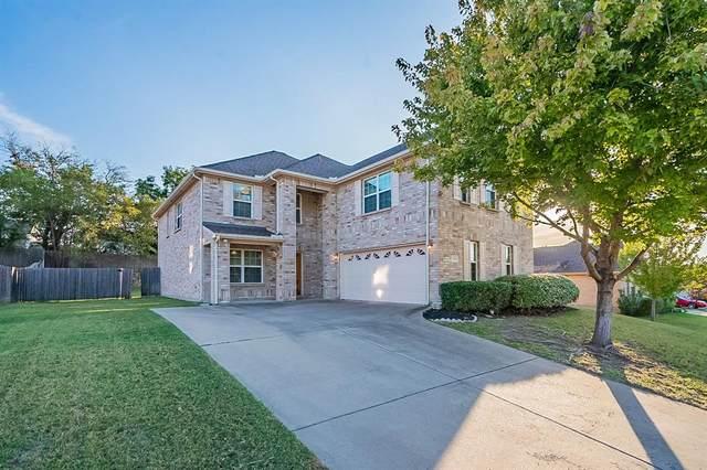 115 Matamoros Street, Grand Prairie, TX 75051 (MLS #14695928) :: Jones-Papadopoulos & Co