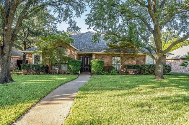 726 Hawk Lane, Coppell, TX 75019 (MLS #14695952) :: RE/MAX Landmark