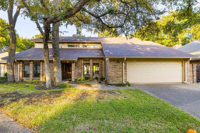 4701 Shady Ridge Court, Fort Worth, TX 76109 (MLS #14695979) :: Wood Real Estate Group