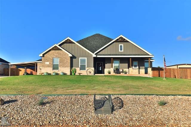 166 Newhouse Drive, Abilene, TX 79606 (MLS #14696000) :: The Rhodes Team