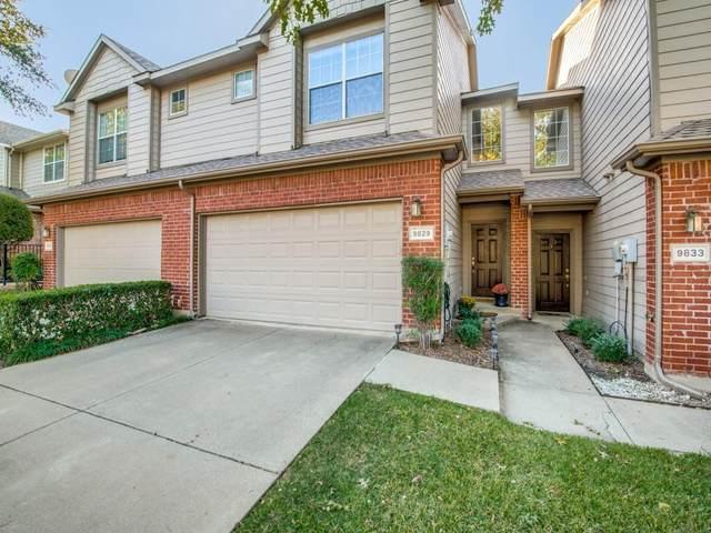 9829 Rockwall Road, Plano, TX 75025 (MLS #14696015) :: Jones-Papadopoulos & Co