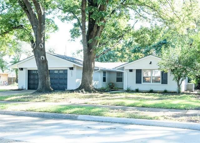 503 Sage Valley Drive, Richardson, TX 75080 (MLS #14696035) :: RE/MAX Landmark