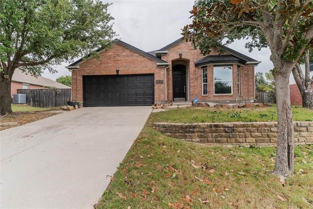 3205 Herring Court, Denton, TX 76210 (MLS #14696057) :: Hargrove Realty Group